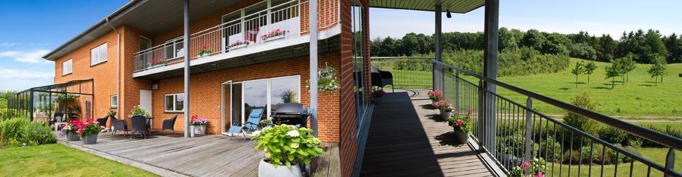Lavenergi hus - nul energi villa - Fredericia